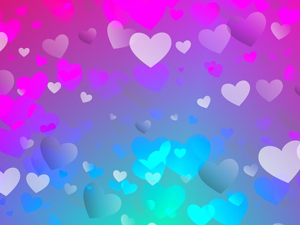 Le Coeur devient le sacré Coeur.