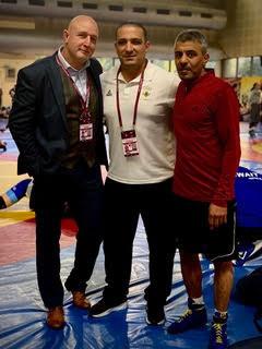 Coach Yahya Abu Tabeekh