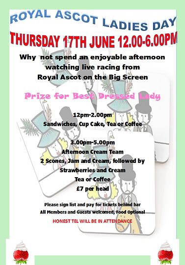 Royal Ascot Ladies day 17th June 2021 CB