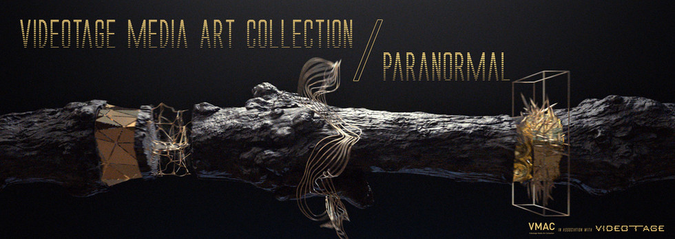 Videotage Media Art Collection - Paranormal // 5-16 May 2020 7PM