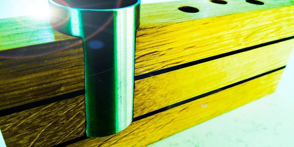 Holz - Metall - Kunststoff einfach kombiniert (Werkkurs)