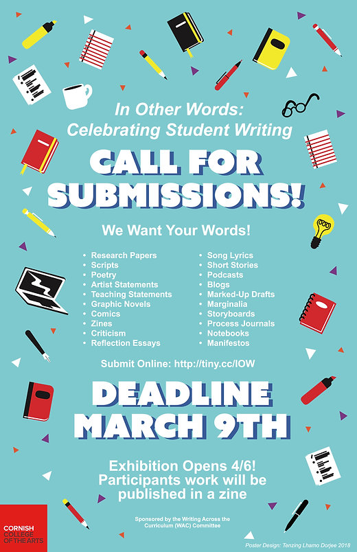 In Other Words Call For Submissions Post