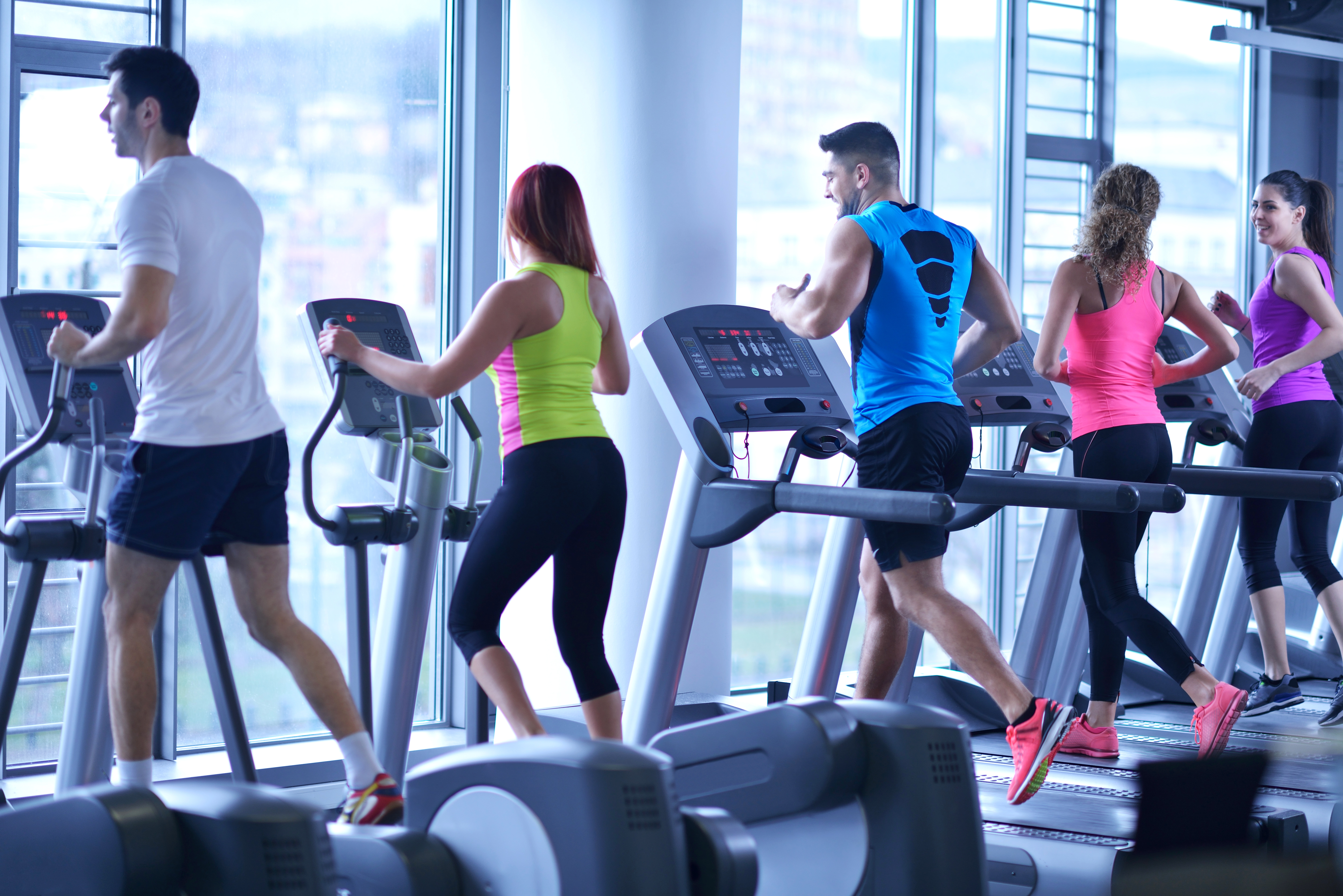Fitness i sportske dvorane