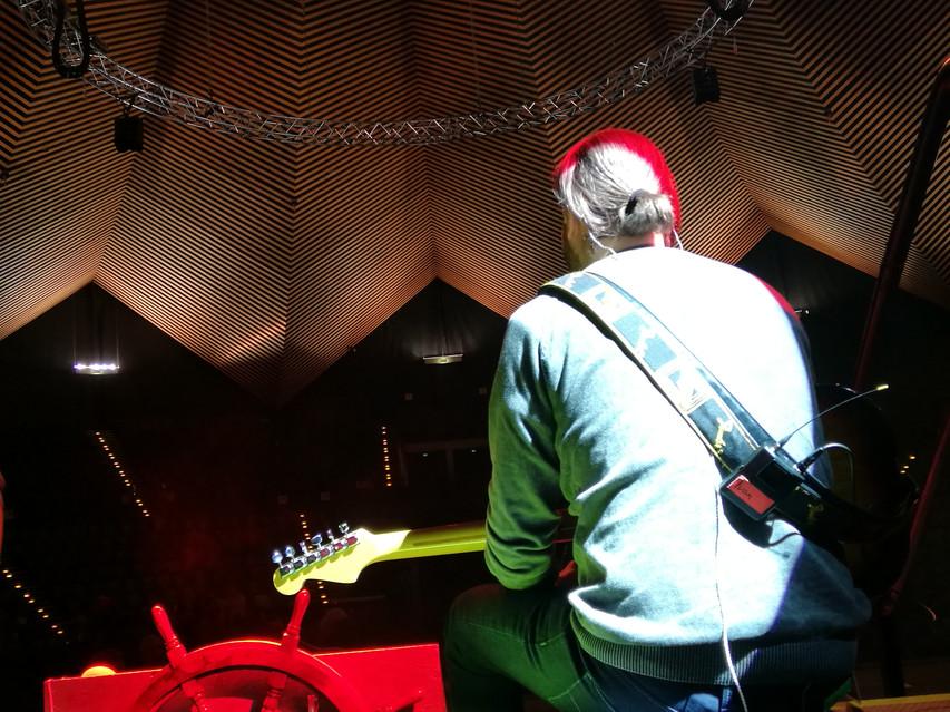 Sound Check Tempodrom - Berlino