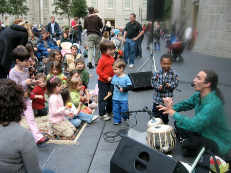 American Art Museum Performance