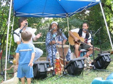 Jawbone at Takoma Park Folk Fest
