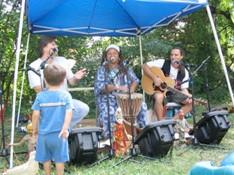 Jawbone at Takoma Park Folk Fest