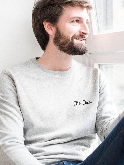 """Sweatshirt """"The One."""""""