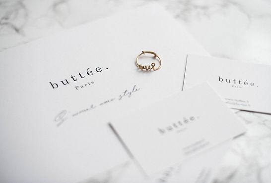 Buttée. Paris prêt-à-porter et accessoires mariage