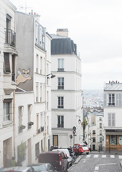 Atelier-showroom Buttée. Paris à Montmartre