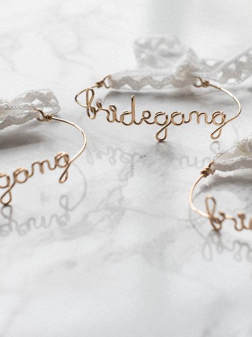 """Bracelet """"bride gang"""" Buttée. Paris x Padam Padam"""