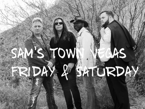 Sam's Town Vegas