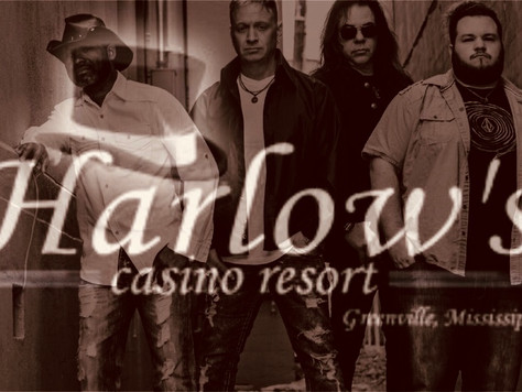 Catch the MUB in Greenville MS June 8&9th 9pm @ Harlow's Casino.
