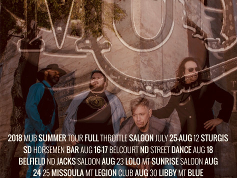 2018 MUB Summer Tour