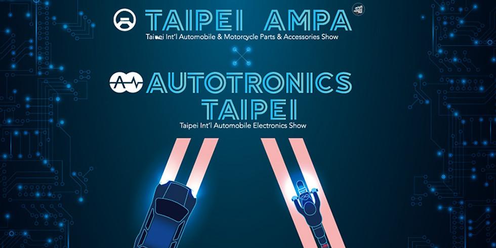 2022 Taipei AMPA & Autotronics Taipei