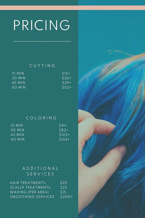 Feminine Blog Post Pinterest Pin Design