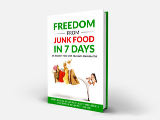 Freedom From Junk Food in 7 Days!
