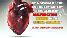 Stress and Spasms Can Cause a Heart Attack!