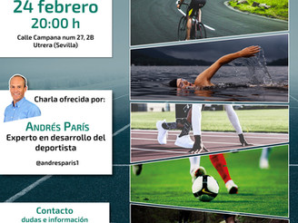 """""""Cómo superar los momentos críticos del deportista"""" #CoachingDeportivoUtrera"""