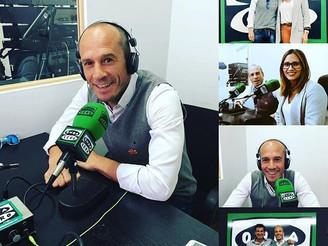 Andrés París en Onda Cero Arganda
