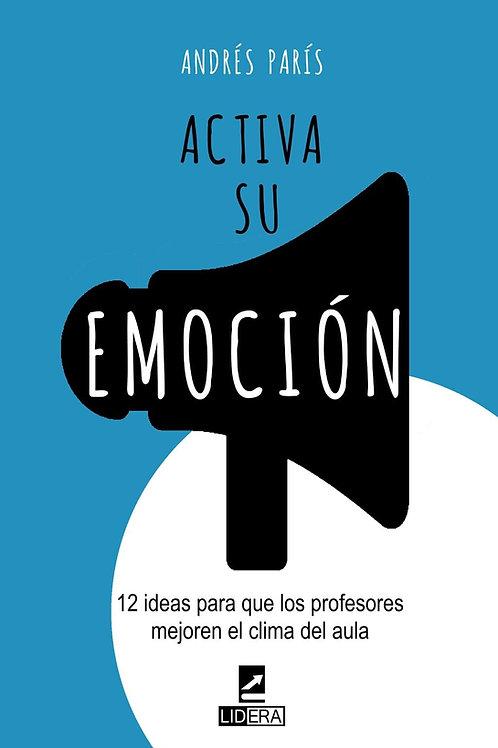 ACTIVA SU EMOCION Y EDUCANDO A MADRES Y PADRES -REGALO CAMISETA