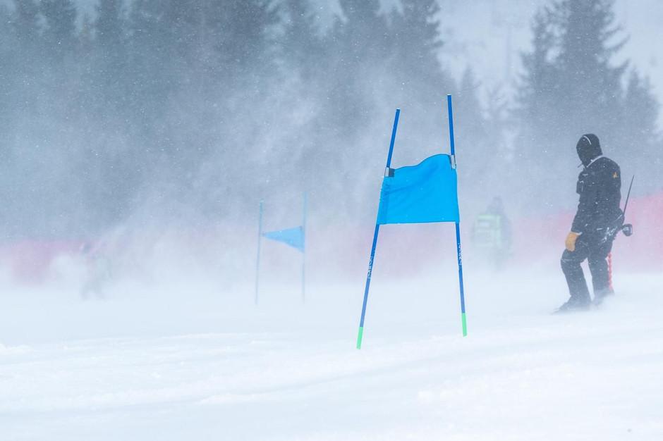 Obrovský slalom 21.02. zrušený
