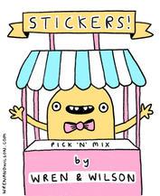 Sticker packaging Design