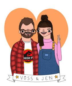 Illustration by Wren & Wilson
