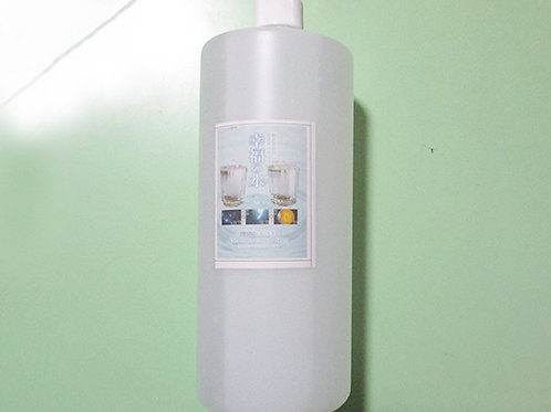 究極の純粋な水 超臨界水 1リットル