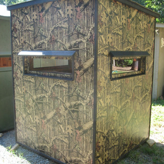 Mossy Oak 5' x 5' (Custom)
