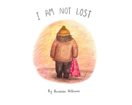 I am not Lost cover
