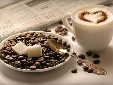 E se vi dicessero che il caffè fa bene anche con zucchero e dolci?