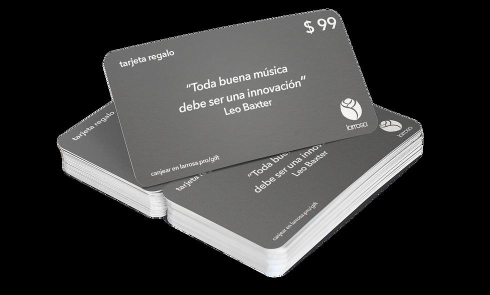 Tarjeta Regalo Black - Sesión Online con el CEO