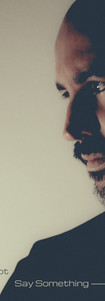 Carlos Nebot - Portada - Say something.j