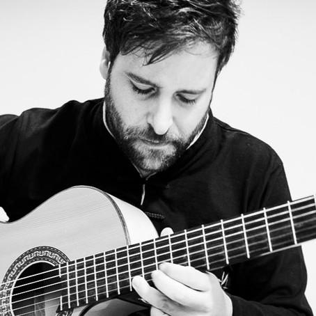 """El multiinstrumentista, Daniel Minimalia publica su álbum """"Terra"""" con Larrosa"""