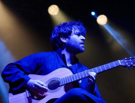 El guitarrista gallego Daniel Minimalia repite nominación a los Grammy latinos