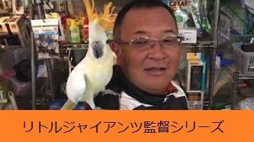 創設42年リトルジャイアンツ長谷川記一代表監督チャンネル