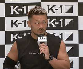 K-1 WGP 2019一夜明け会見 | 愛鷹亮 | プロキックボクサー | 日本