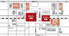 駐車場 | まぐろ一筋みやもと | 静岡駅ASTY静岡東館 | 日本