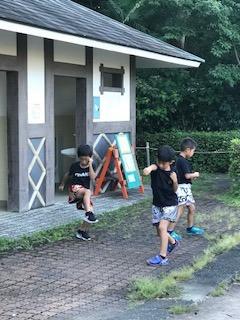 力道場静岡・夏合宿2018