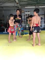 ジュニア夏合宿2019   力道場静岡   キックボクシング   日本