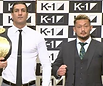 K-1 WORLD GP 2019 8.24大阪 対戦カード発表会見 | 愛鷹亮 | プロキックボクサー | 日本