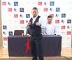 Krush.79 Press Conference   愛鷹亮   プロキックボクサー   日本