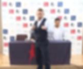 Krush.79 Press Conference | 愛鷹亮 | プロキックボクサー | 日本