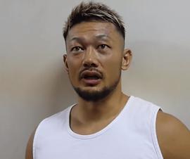 8.24 K-1 WGPバックステージコメント   愛鷹亮   プロキックボクサー   日本