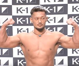 K-1 WGP 2019 公式計量   愛鷹亮   プロキックボクサー   日本