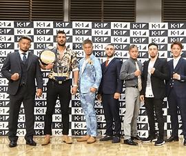 K-1 WGP 2019前日会見・後編   愛鷹亮   プロキックボクサー   日本