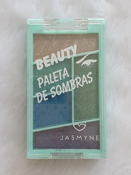 Paleta de Sombras Beauty Jasmine