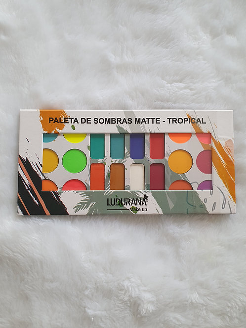Paleta Tropical 20 cores Ludurana