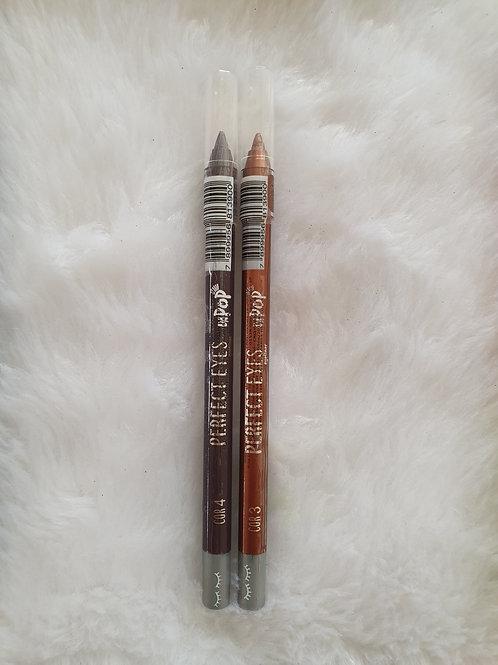 2 Lápis Metálicos Dapop